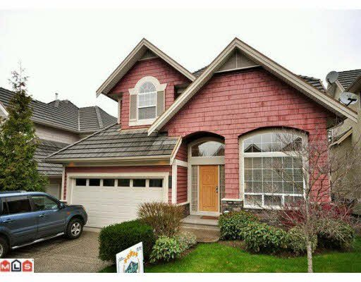 Main Photo: 15367 36TH AVENUE in : Morgan Creek House for sale : MLS®# F1003066