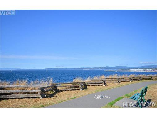 Main Photo: 207 360 Dallas Road in VICTORIA: Vi James Bay Condo Apartment for sale (Victoria)  : MLS®# 376846