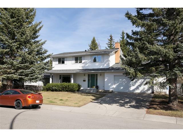 Main Photo: 2043 PALISPRIOR Road SW in Calgary: Palliser House for sale : MLS®# C4113713