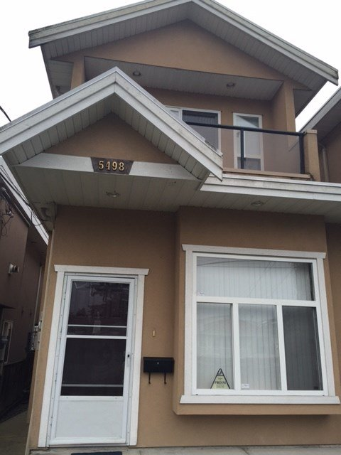 Main Photo: 5498 NORFOLK STREET in Burnaby: Central BN 1/2 Duplex for sale (Burnaby North)  : MLS®# R2163875