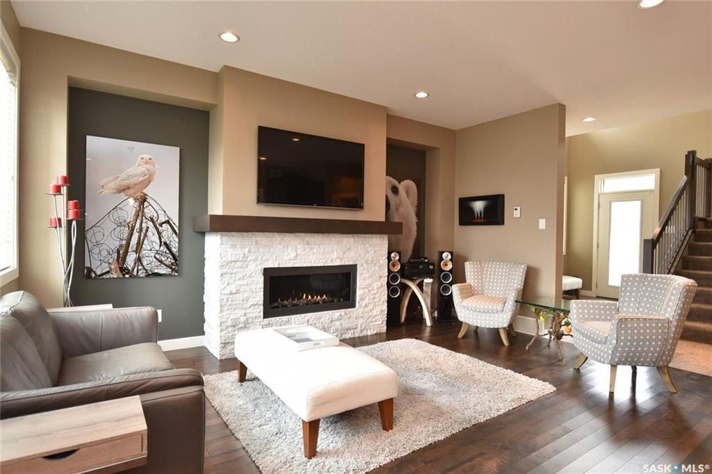 Main Photo: 3530 Green Creek Road in Regina: Greens on Gardiner Residential for sale : MLS®# SK704535