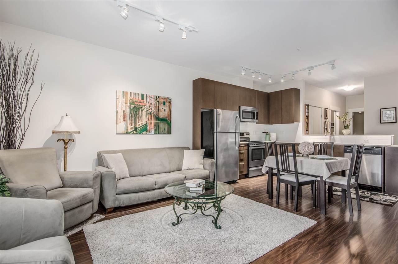 "Main Photo: 106 2351 KELLY Avenue in Port Coquitlam: Central Pt Coquitlam Condo for sale in ""LA VIA"" : MLS®# R2213225"