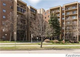 Main Photo: 609 2000 Sinclair Street in Winnipeg: Parkway Village Condominium for sale (4F)  : MLS®# 1804910