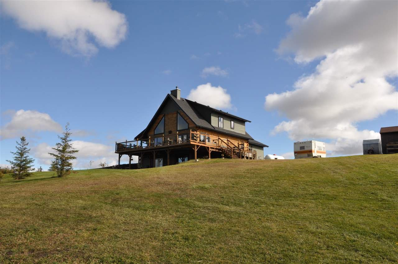Main Photo: 5421 WP RD 522: Rural Parkland County House for sale : MLS®# E4107470