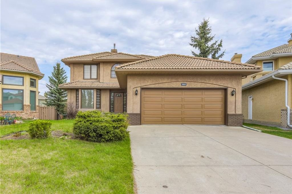 Main Photo: 2603 SIGNAL RIDGE View SW in Calgary: Signal Hill House for sale : MLS®# C4177922