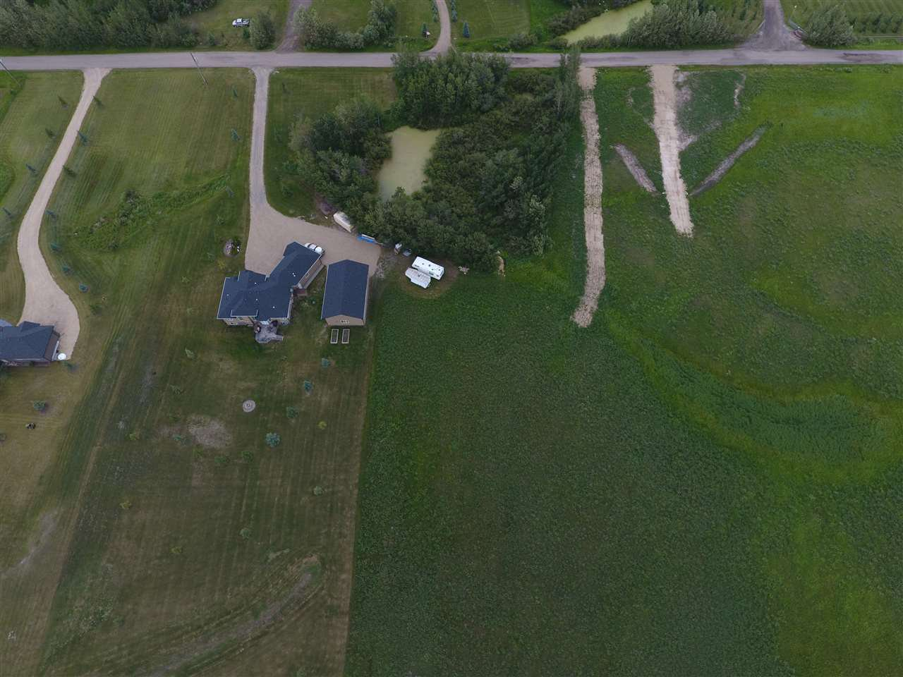 Main Photo: 22111 Twp Rd 510: Rural Leduc County Rural Land/Vacant Lot for sale : MLS®# E4118435