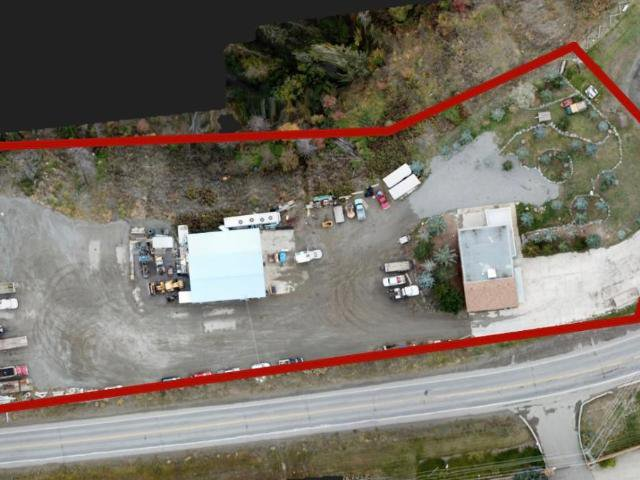 Main Photo: 2565 PRINCETON KAMLOOPS Highway in Kamloops: Knutsford-Lac Le Jeune Building and Land for sale : MLS®# 147717