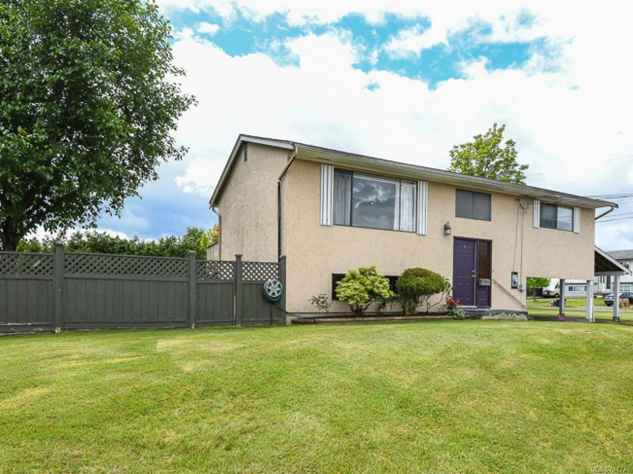 Main Photo: 558 23rd St in COURTENAY: CV Courtenay City House for sale (Comox Valley)  : MLS®# 797770