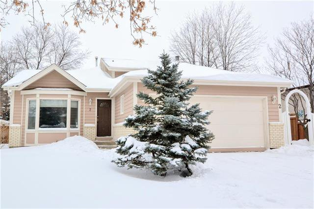 Main Photo: 2 Parasiuk Place in Winnipeg: Harbour View South Residential for sale (3J)  : MLS®# 1902533