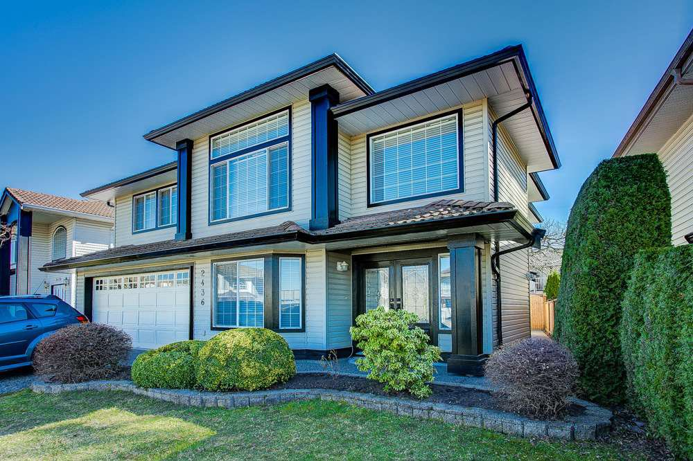 "Main Photo: 2436 GILLESPIE Street in Port Coquitlam: Riverwood House for sale in ""Riverwood"" : MLS®# R2350506"