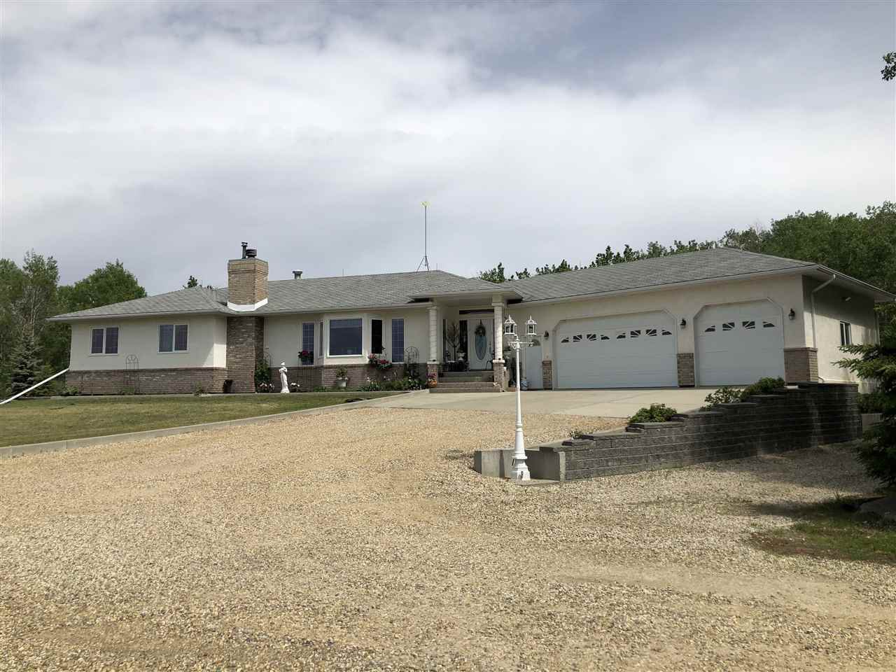 Main Photo: 17 241008 TWP RD 472: Rural Wetaskiwin County House for sale : MLS®# E4160624
