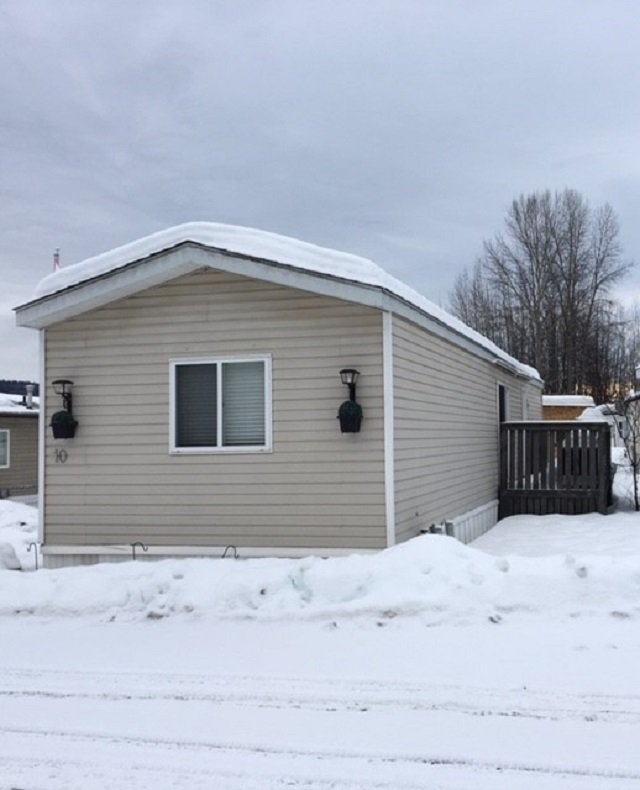 """Photo 15: Photos: 10 3211 GOOK Road in Quesnel: Red Bluff/Dragon Lake Manufactured Home for sale in """"DRAGON LAKE ESTATES"""" (Quesnel (Zone 28))  : MLS®# R2334362"""