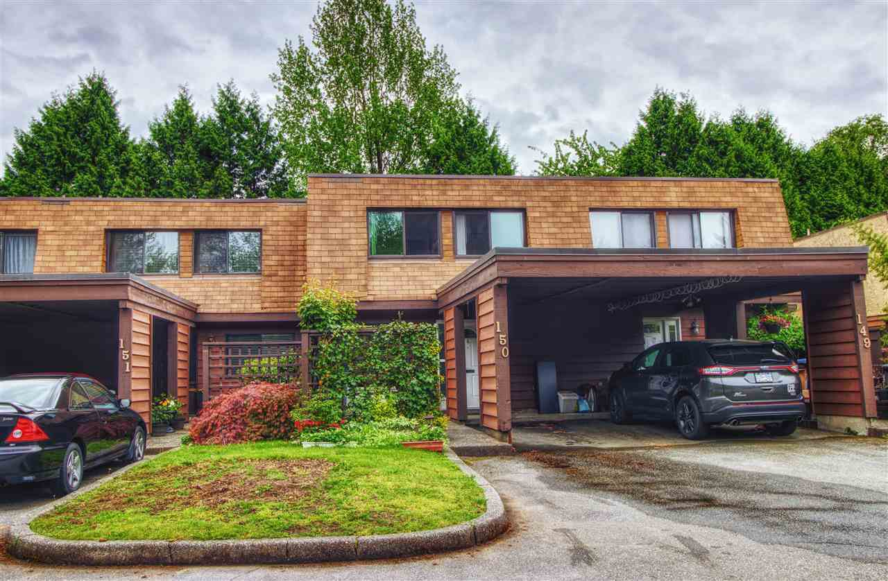 """Main Photo: 150 9451 PRINCE CHARLES Boulevard in Surrey: Queen Mary Park Surrey Townhouse for sale in """"Prince Charles Estate"""" : MLS®# R2456234"""