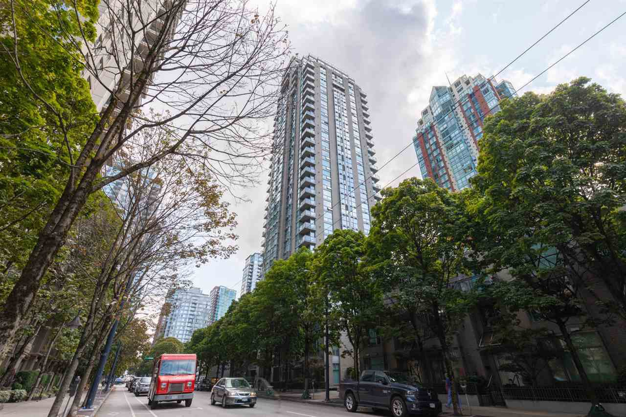 Main Photo: 3205 928 RICHARDS STREET in Vancouver: Yaletown Condo for sale (Vancouver West)  : MLS®# R2456499