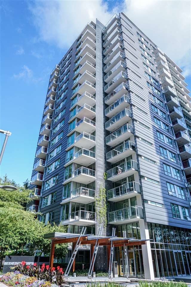 "Main Photo: 502 5728 BERTON Avenue in Vancouver: University VW Condo for sale in ""Academy"" (Vancouver West)  : MLS®# R2492899"