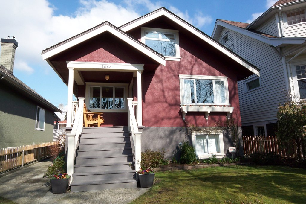 Main Photo: 2063 KITCHENER Street in Vancouver: Grandview VE House for sale (Vancouver East)  : MLS®# V874198