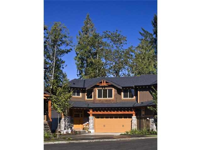 "Main Photo: 95 24185 106B Avenue in Maple Ridge: Albion Townhouse for sale in ""TRAILS EDGE"" : MLS®# V917729"