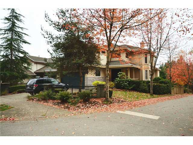 "Main Photo: 317 PARKSIDE Drive in Port Moody: Heritage Mountain House for sale in ""EAGLE VIEW"" : MLS®# V920245"