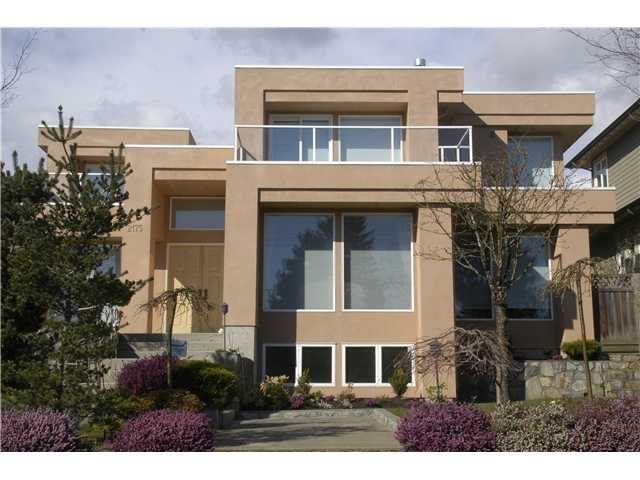 Main Photo: 2175 KINGS AVE in West Vancouver: Dundarave House for sale : MLS®# V888859