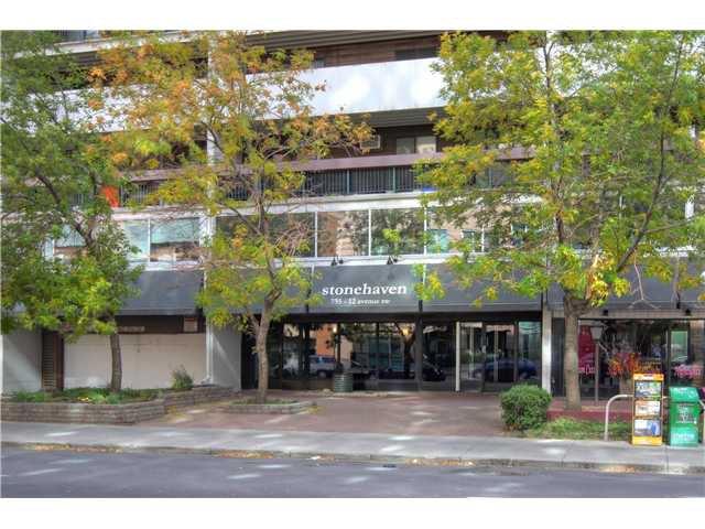 Main Photo: 708 735 12 Avenue SW in Calgary: Connaught Condo for sale : MLS®# C3637632