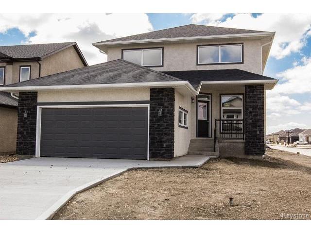 Main Photo: 143 LAKEBOURNE Drive in WINNIPEG: West Kildonan / Garden City Residential for sale (North West Winnipeg)  : MLS®# 1507417