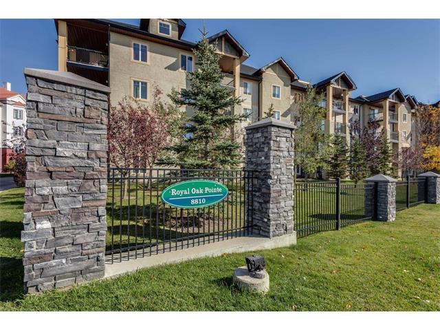 Main Photo: 1126 8810 ROYAL BIRCH Boulevard NW in Calgary: Royal Oak Condo for sale : MLS®# C4034544