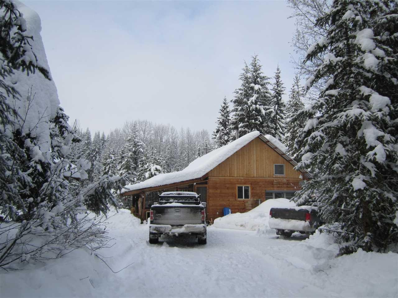 Main Photo: 4130 GAVIN LAKE Road: Horsefly House for sale (Williams Lake (Zone 27))  : MLS®# R2031032