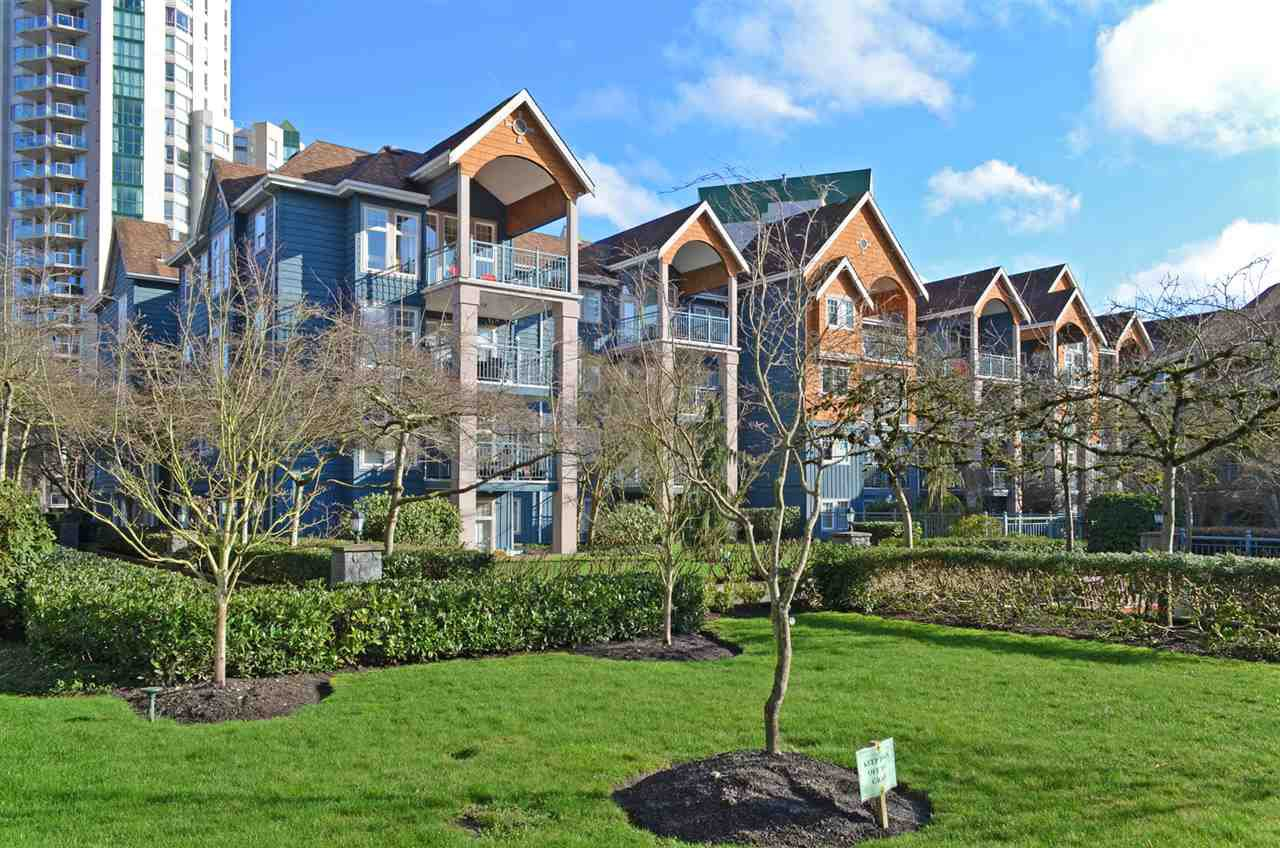 """Main Photo: 215 1190 EASTWOOD Street in Coquitlam: North Coquitlam Condo for sale in """"LAKESIDE TERRACE"""" : MLS®# R2034831"""