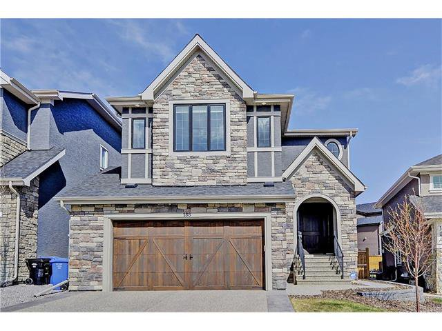 Main Photo: 188 ASCOT Drive SW in Calgary: Aspen Woods House for sale : MLS®# C4059509