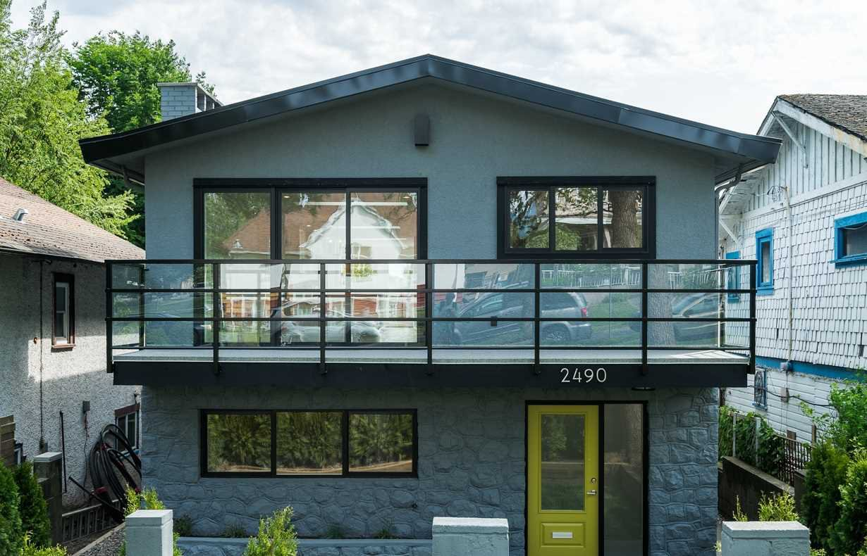 Main Photo: 2490 E PENDER Street in Vancouver: Renfrew VE House for sale (Vancouver East)  : MLS®# R2066013