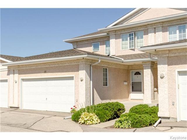Main Photo: 650 Warde Avenue in Winnipeg: River Park South Condominium for sale (2F)  : MLS®# 1622113