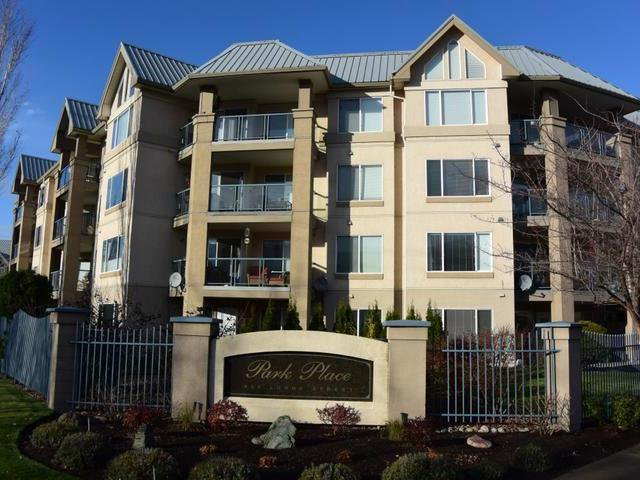 Main Photo: 203 950 LORNE STREET in : South Kamloops Apartment Unit for sale (Kamloops)  : MLS®# 137729