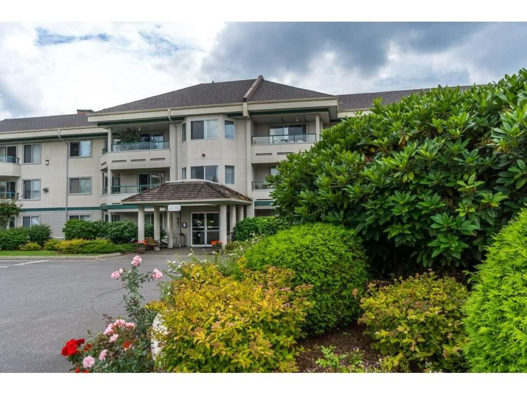 "Main Photo: 210 2451 GLADWIN Road in Abbotsford: Abbotsford West Condo for sale in ""Centennial Court"" : MLS®# R2145469"
