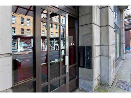 Main Photo: 505 28 POWELL Street in Vancouver East: Home for sale : MLS®# V962880
