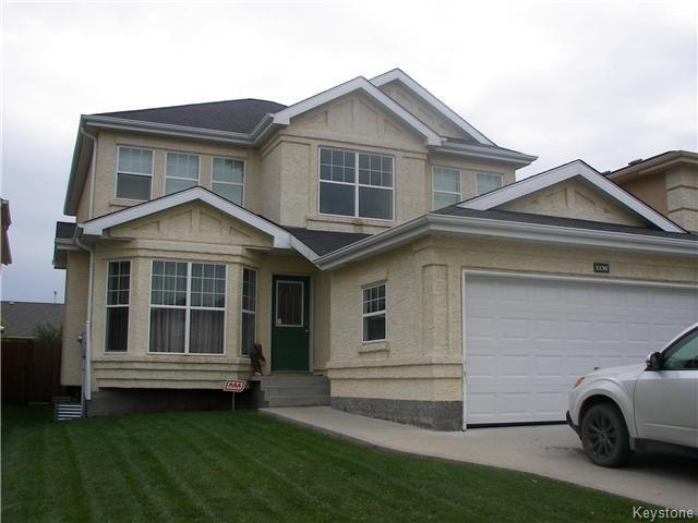 Main Photo: 1136 Comdale Avenue in Winnipeg: Fairfield Park Residential for sale (1S)  : MLS®# 1708853