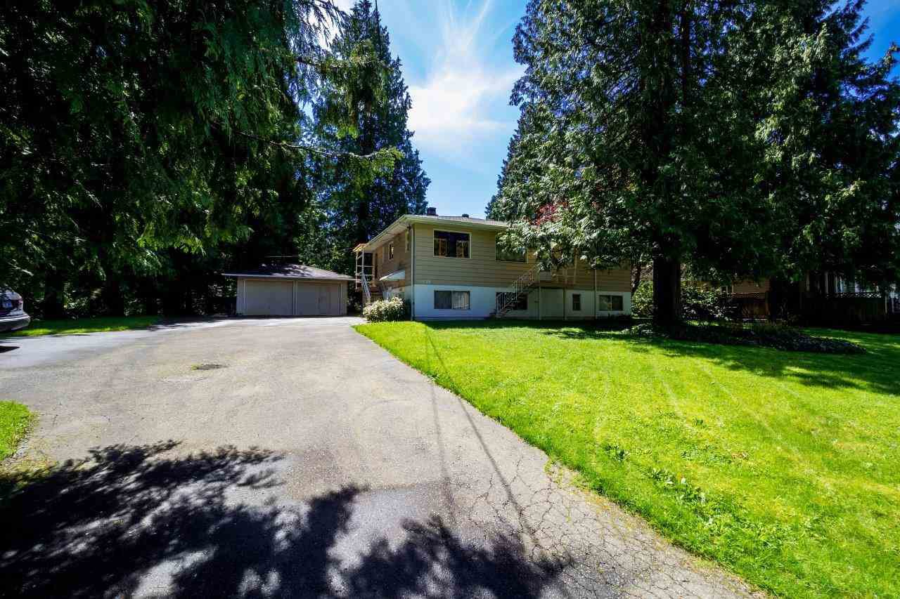 Main Photo: 11826 97 Avenue in Surrey: Royal Heights House for sale (North Surrey)  : MLS®# R2163352