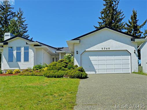 Main Photo: 6748 Rhodonite Dr in SOOKE: Sk Broomhill Single Family Detached for sale (Sooke)  : MLS®# 759994