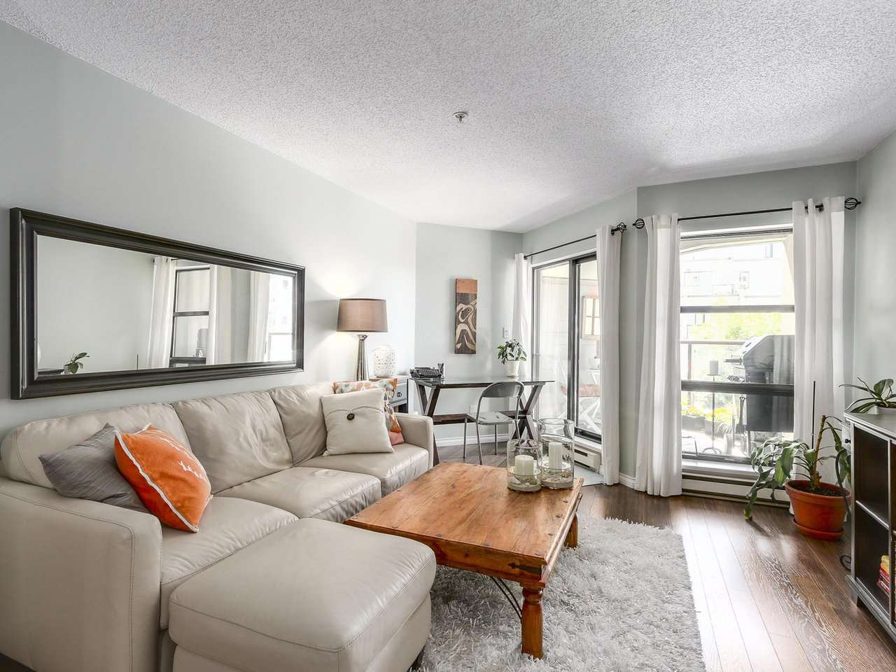 "Photo 6: Photos: 314 1106 PACIFIC Street in Vancouver: West End VW Condo for sale in ""WESTGATE LANDING"" (Vancouver West)  : MLS®# R2171131"