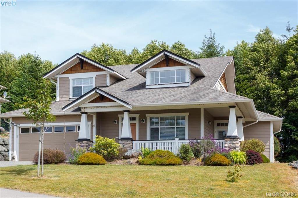 Main Photo: 6497 Riverstone Dr in SOOKE: Sk Sunriver House for sale (Sooke)  : MLS®# 762237