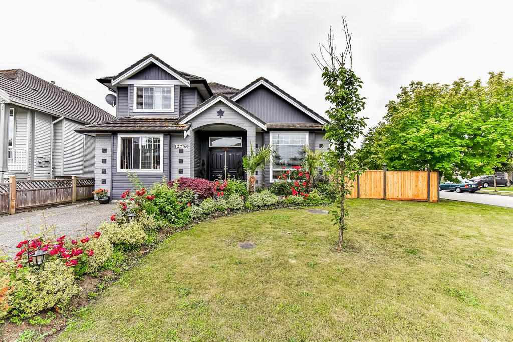 Main Photo: 12706 67A Avenue in Surrey: West Newton House for sale : MLS®# R2180760