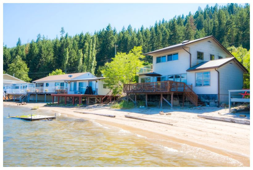 Photo 2: Photos: 2 334 Tappen Beach Road in Tappen: Fraser Bay House for sale : MLS®# 10138843