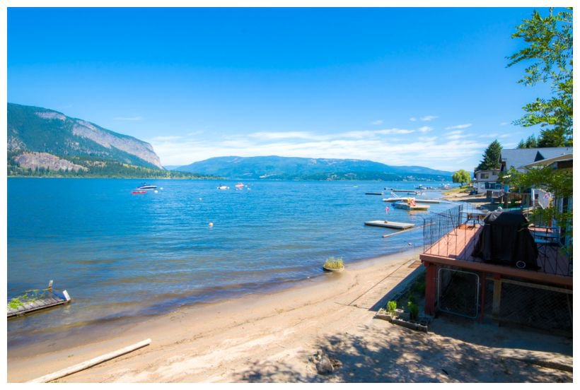 Photo 23: Photos: 2 334 Tappen Beach Road in Tappen: Fraser Bay House for sale : MLS®# 10138843
