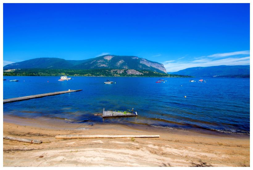 Photo 21: Photos: 2 334 Tappen Beach Road in Tappen: Fraser Bay House for sale : MLS®# 10138843