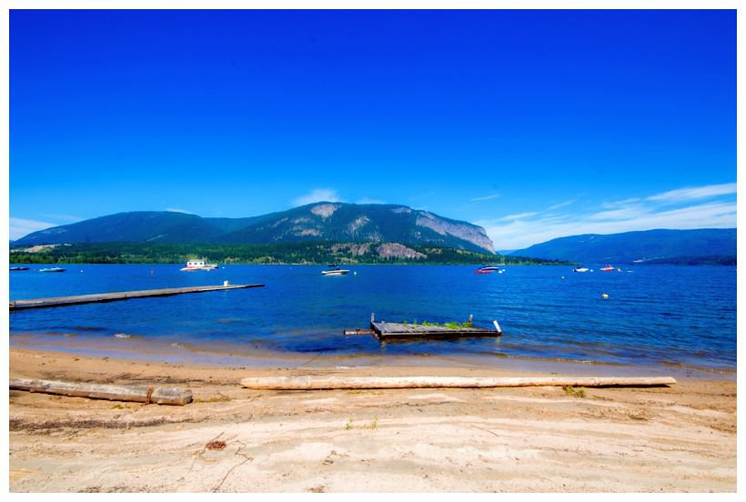 Photo 9: Photos: 2 334 Tappen Beach Road in Tappen: Fraser Bay House for sale : MLS®# 10138843