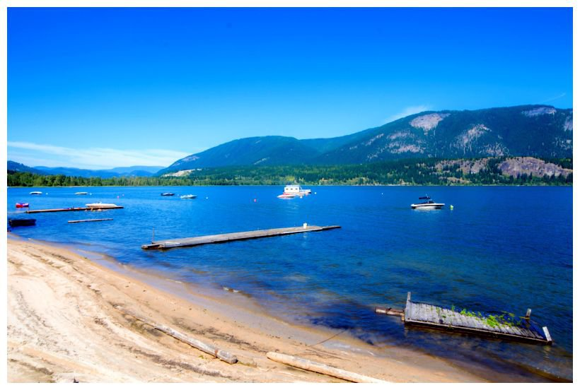 Photo 22: Photos: 2 334 Tappen Beach Road in Tappen: Fraser Bay House for sale : MLS®# 10138843
