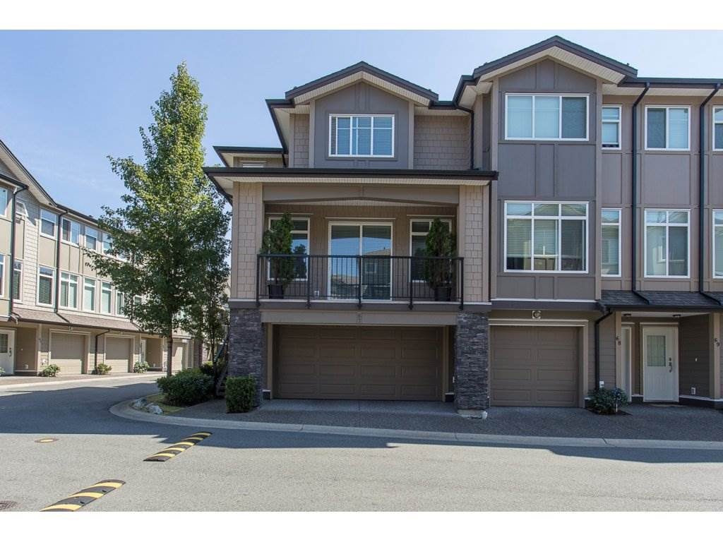 "Main Photo: 67 22865 TELOSKY Avenue in Maple Ridge: East Central Townhouse for sale in ""WINDSONG"" : MLS®# R2199661"