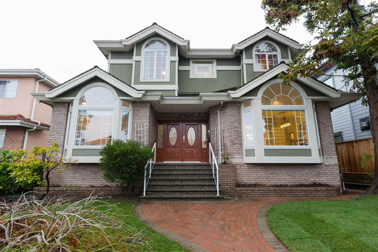 Main Photo: 8055 MONTCALM Street in Vancouver: Marpole House for sale (Vancouver West)  : MLS®# R2236288