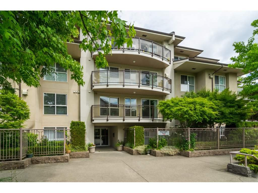 "Main Photo: 206 7505 138 Street in Surrey: East Newton Condo for sale in ""Midtown Villas"" : MLS®# R2287619"