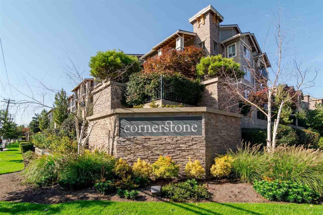 "Photo 3: Photos: 116 21009 56 Avenue in Langley: Salmon River Condo for sale in ""CORNERSTONE"" : MLS®# R2296673"