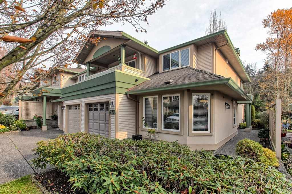 """Main Photo: 273 13888 70 Avenue in Surrey: East Newton Townhouse for sale in """"Chelsea Gardens"""" : MLS®# R2321990"""